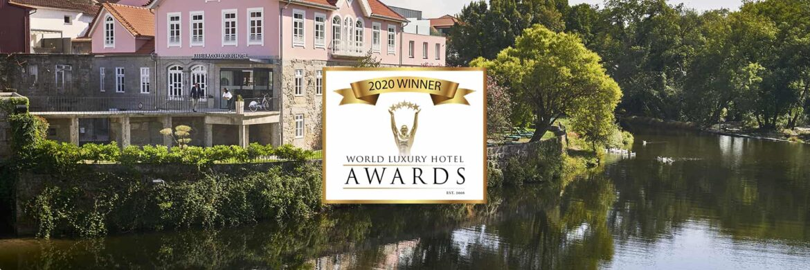 World Luxury Hotel Awards - Ribeira Collection Hotel - Piamonte Hotels